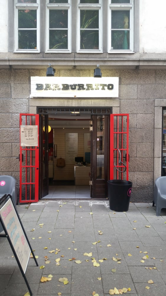burrito bar malmö