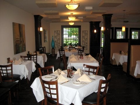 Joneseys Food Drink CLOSED American Traditional - The patio westhampton