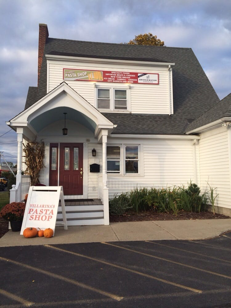 Villarina's Pasta Shop: 123 Danbury Rd, New Milford, CT