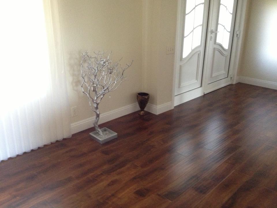 Scottsdale Collection Sunrise Walnut Laminate Flooring Yelp