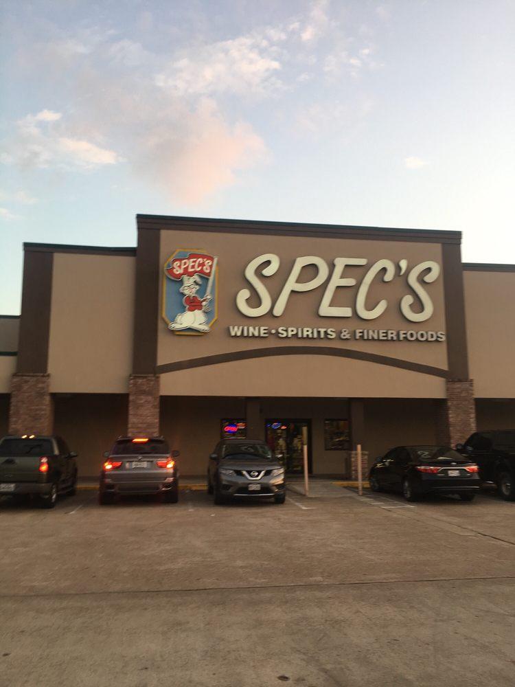Spec's Wines, Spirits & Finer Foods: 7034 Fm 1960 Rd E, Atascocita, TX