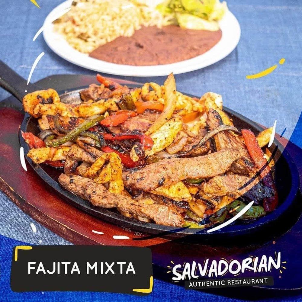 Salvadorian Authentic Restaurant: 939 Tracy Ln, Clarksville, TN
