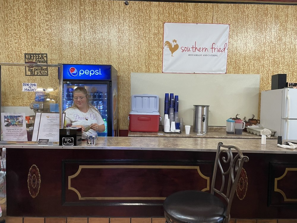 Southern Fried Restaurant & Catering: 107 North 1st Ave, Dillon, SC
