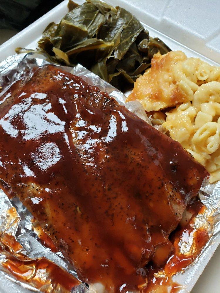 TNT's Southern Food: 836 Sans Souci Hwy, Wilkes-Barre, PA
