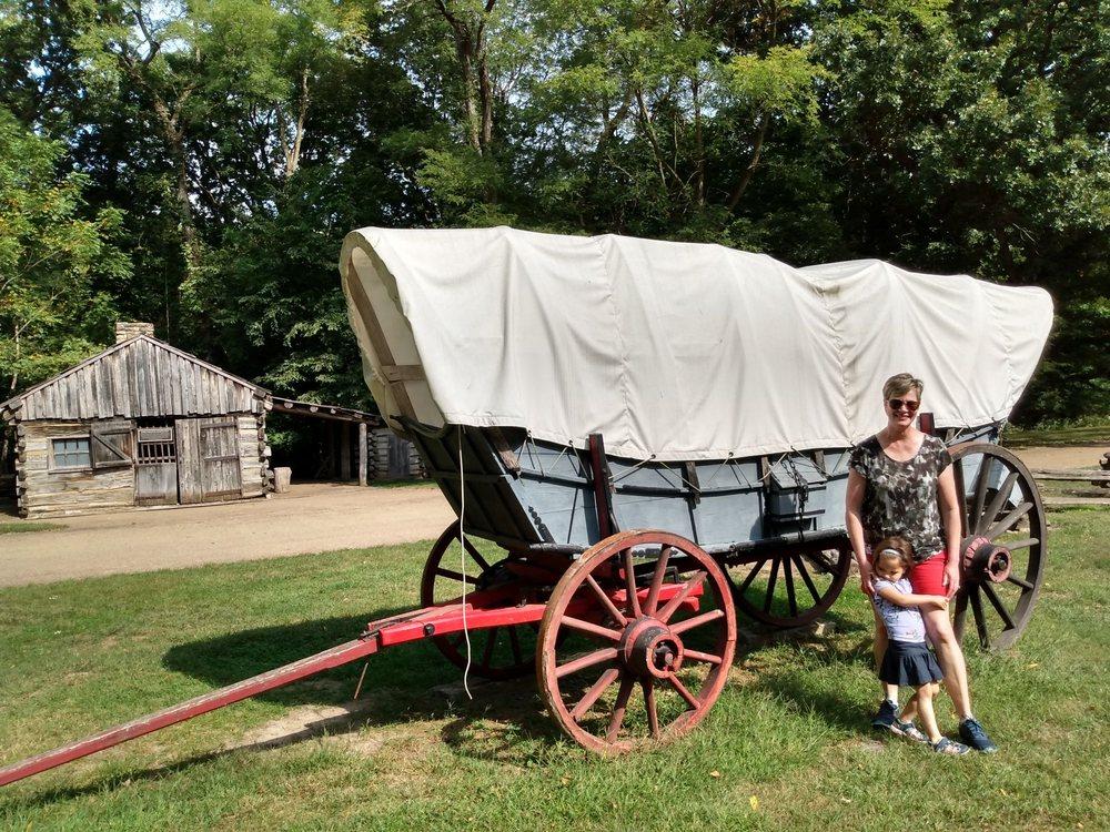 Lincoln's New Salem State Historic Site: IL-123, Petersburg, IL