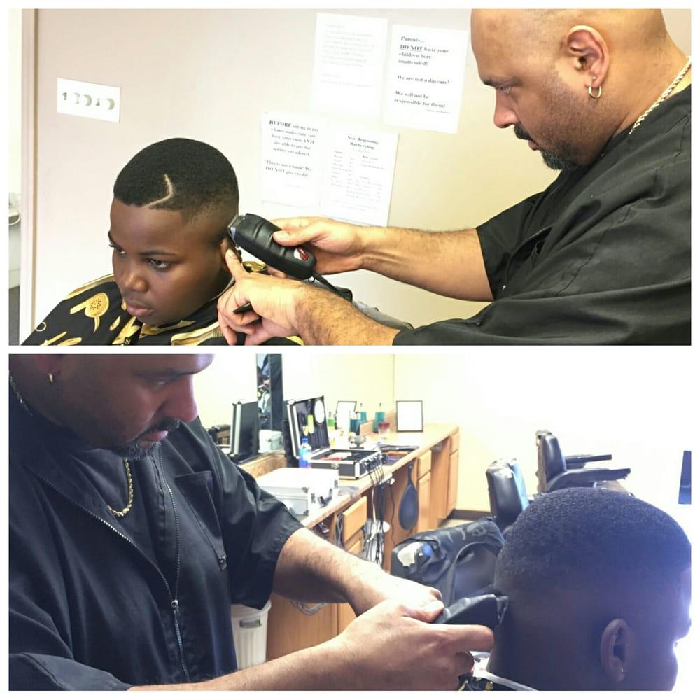 New Beginning Barbershop: 10489 Frankstown Rd, Penn Hills, PA
