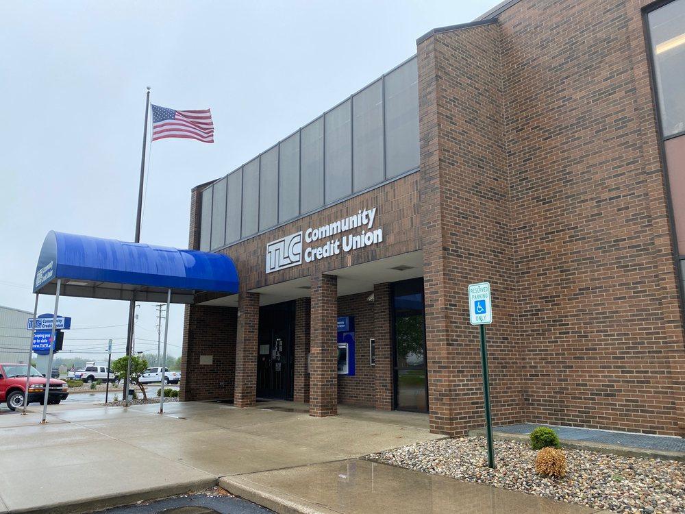 TLC Community Credit Union: 3030 S Adrian Hwy, Adrian, MI