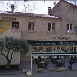 Lou castelet restaurants avenue jules ferry beaumes for Avenue jules dujardin 5