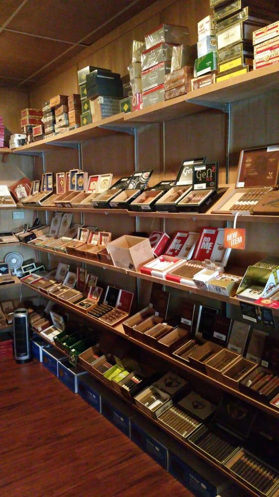 West End Cigars: 10720 N Rodney Parham Rd, Little Rock, AR
