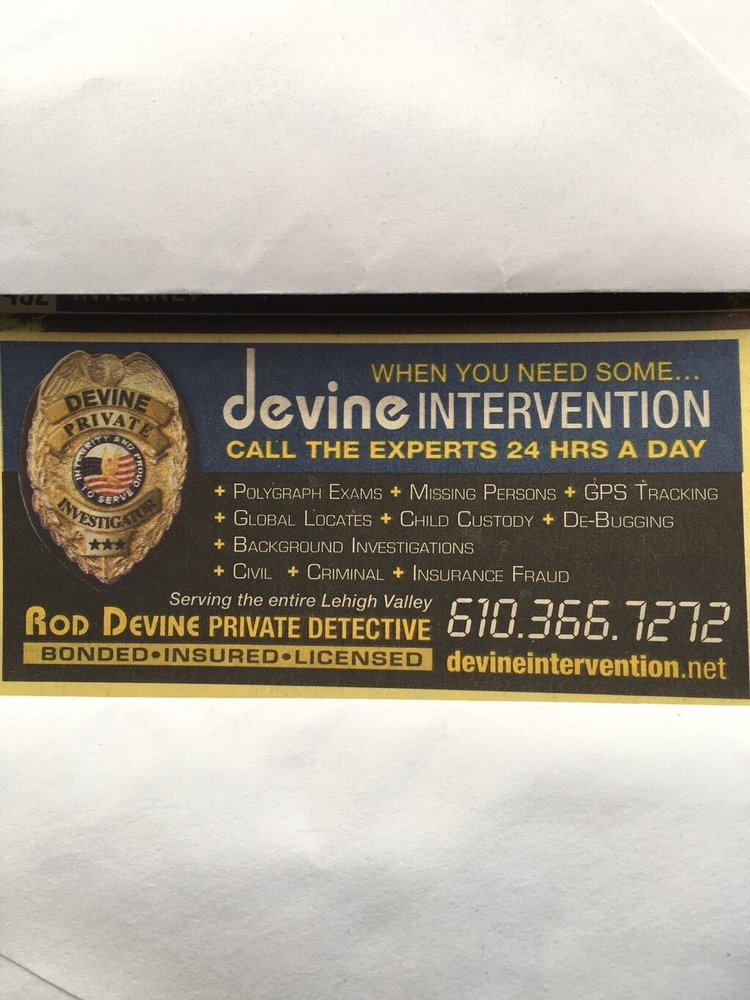 Devine Intervention: 3140 B W Tilghman St, Allentown, PA