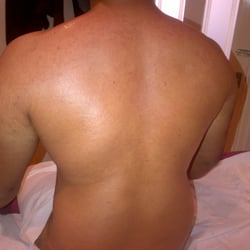 Male massage west midlands