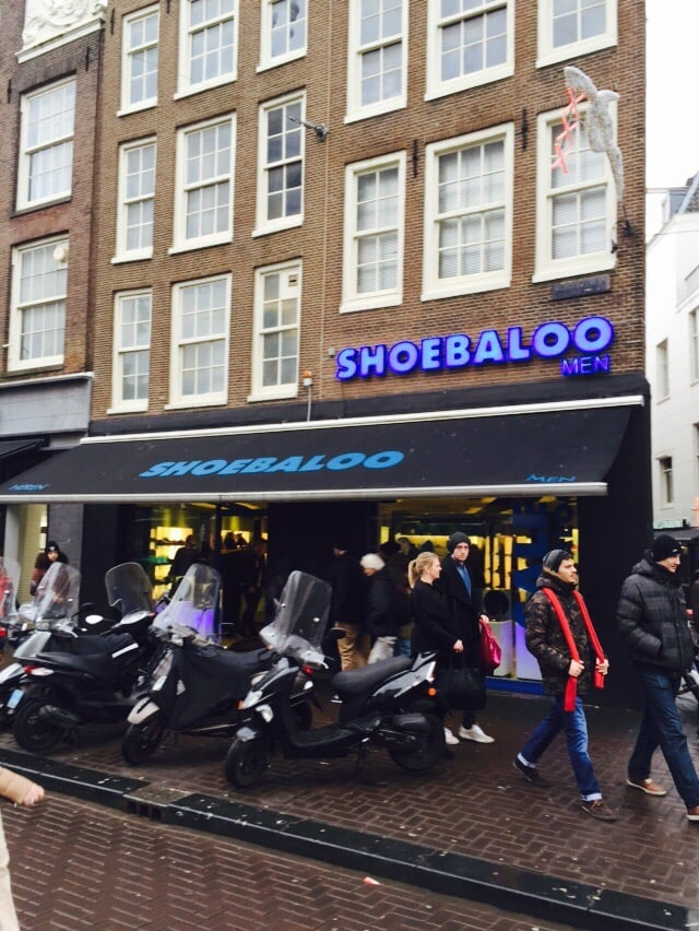 koop online Los Angeles 100% echt Shoebaloo - Magasins de chaussures - Leidsestraat 8-10 ...
