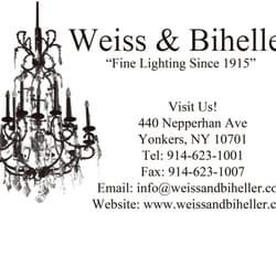 Weiss And Biheller Lighting Fixtures Equipment 440 Nepperhan