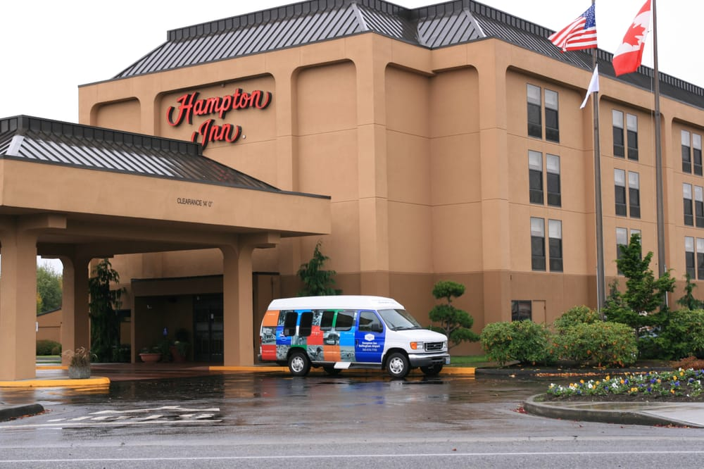 Hampton Inn Bellingham Airport Hotel