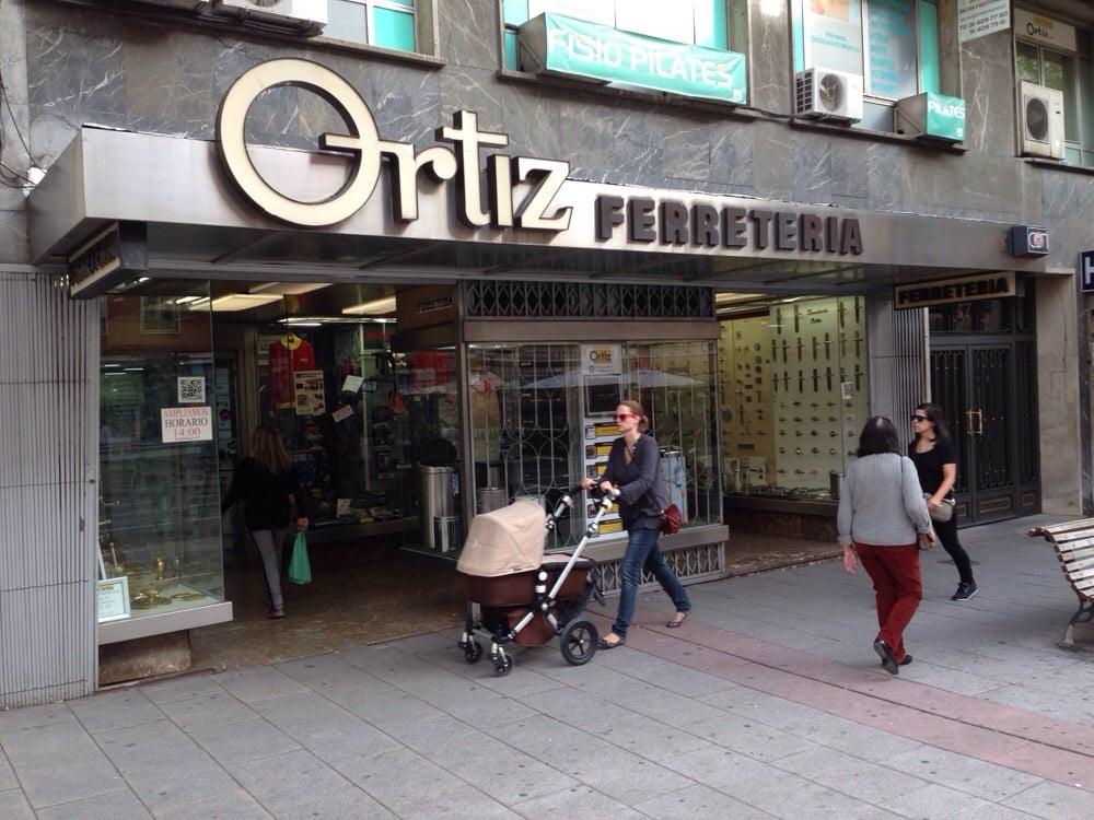 Ferreteria ortiz ferreter as calle narvaez 47 retiro madrid n mero de tel fono yelp - Ferreteria ortiz interiorismo madrid ...
