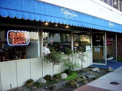 Photo Of California Beach Sushi Restaurant Newport Ca United States