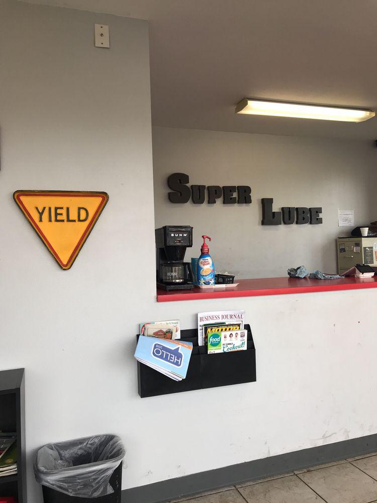 Super Lube: 452 W Mount Vernon Blvd, Mount Vernon, MO