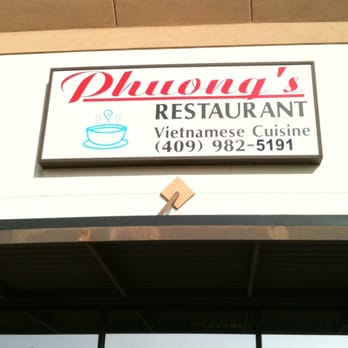 Phuong Restaurant Port Arthur Tx