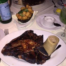 The Park Steakhouse - Park Ridge, NJ, United States. Cheap quality porterhouse so thin and faaaat my stomach so nauseous