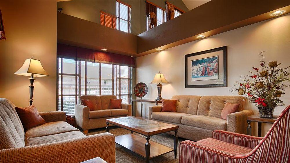 Best Western University Inn: 3801 Mcfarland Blvd E, Tuscaloosa, AL