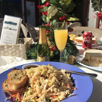 Sc Cafe San Clemente Menu