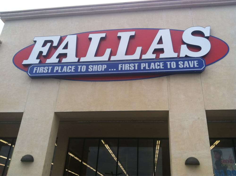 Fallas Store Department Stores 1735 W Florida Ave