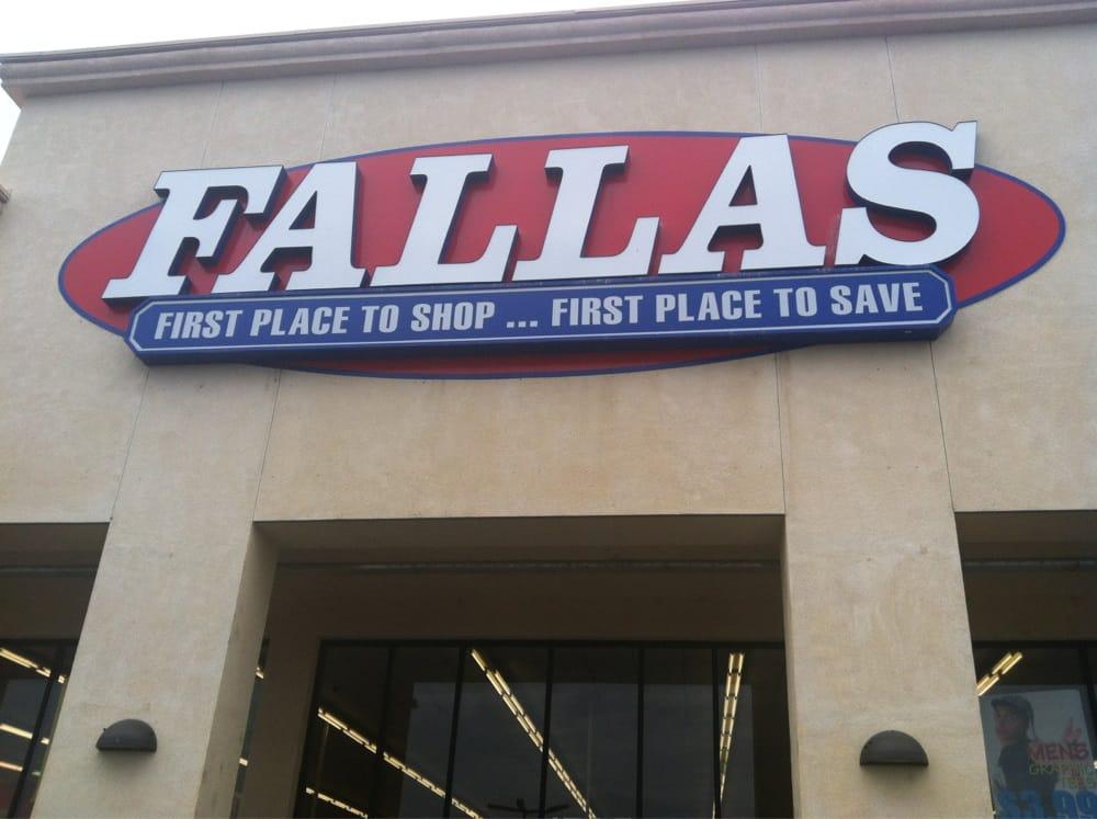 Fallas clothing store near me
