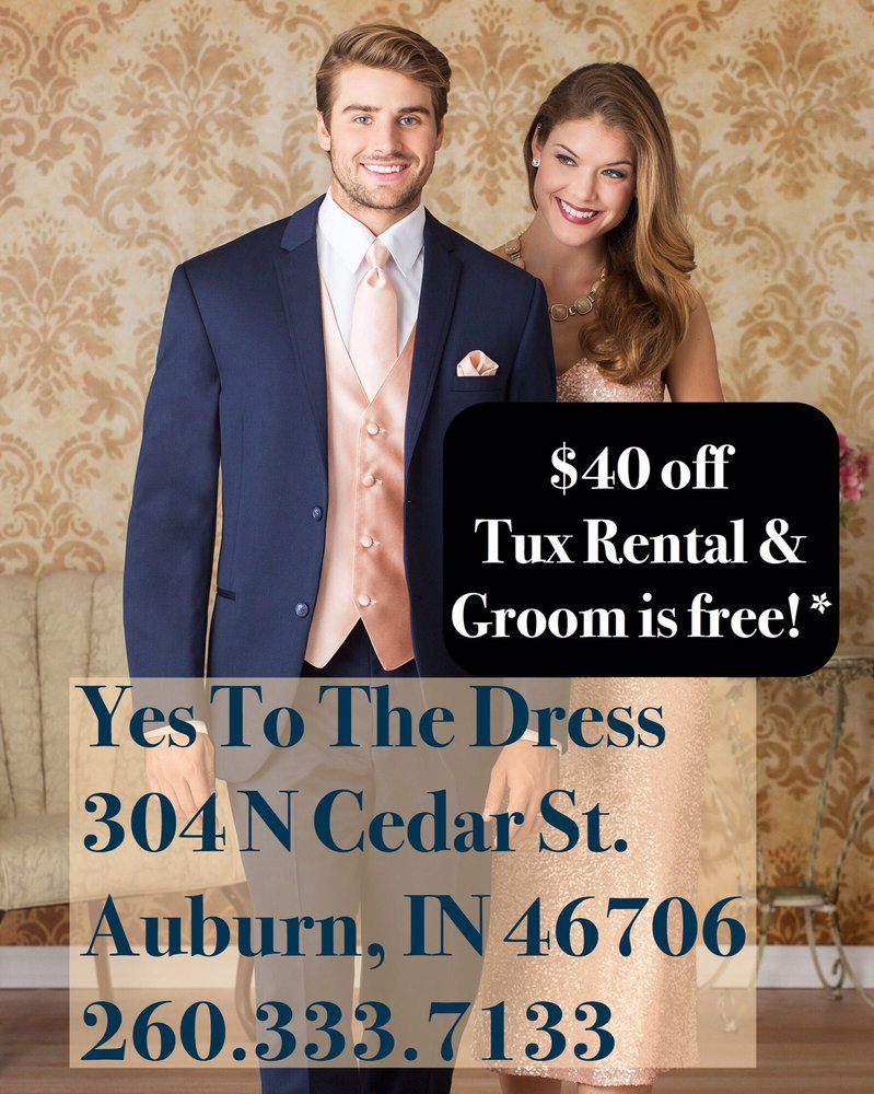 Yes to The Dress: 304 North Cedar St, Auburn, IN