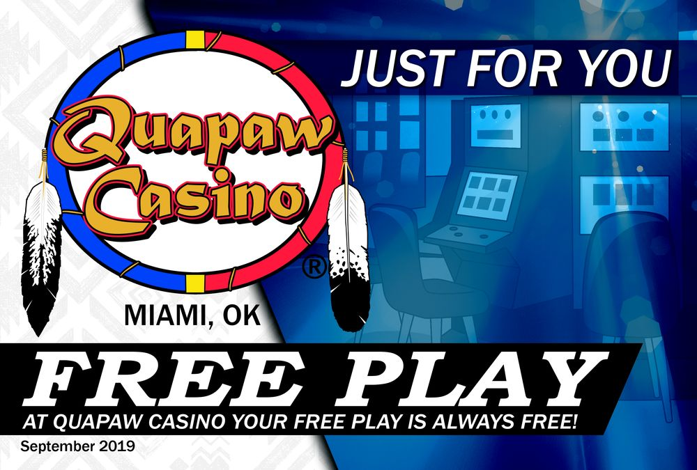 Quapaw Casino: 58100 E 64th Rd, Miami, OK