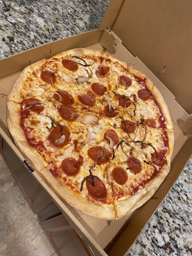 Pronto Eataly Pizza: 8293 Champions Gate Blvd, Davenport, FL