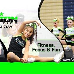 5cf77940e521 Fusion Athletics - Gymnastics - 999 Ashwaubenon St, Green Bay, WI ...