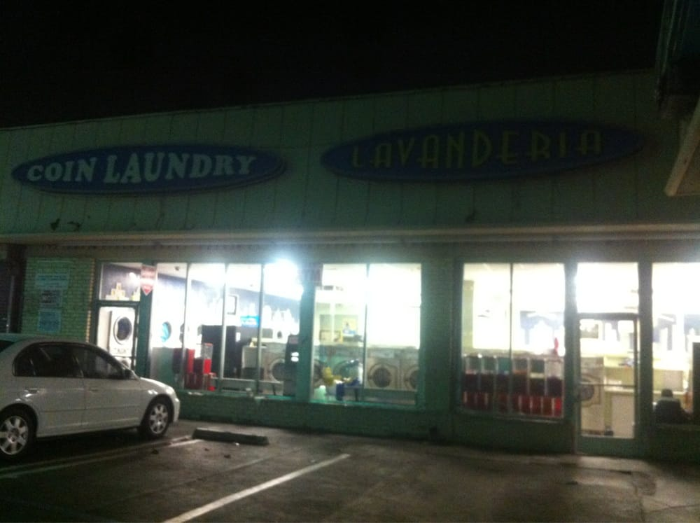 all nite coin laundry