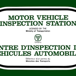 Maiwand auto service garages 3501 dundas street w for Maryland motor vehicle inspection stations