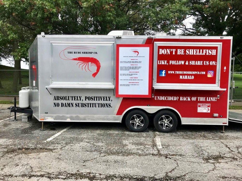The Rude Shrimp: Waterloo, NE
