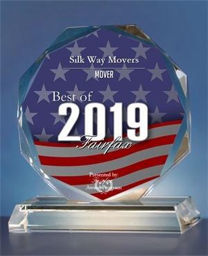 Silk Way Movers: 9451 Lee Hwy, Fairfax, VA