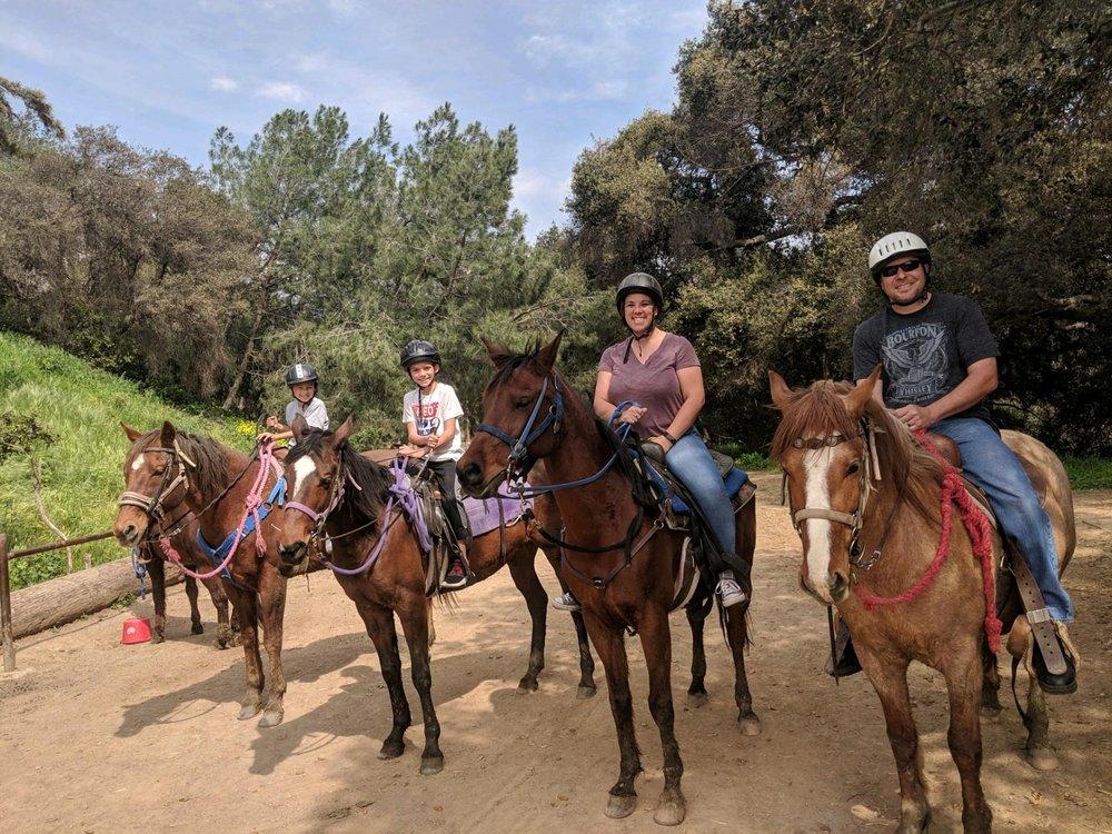 Marshall Canyon Equestrian Center