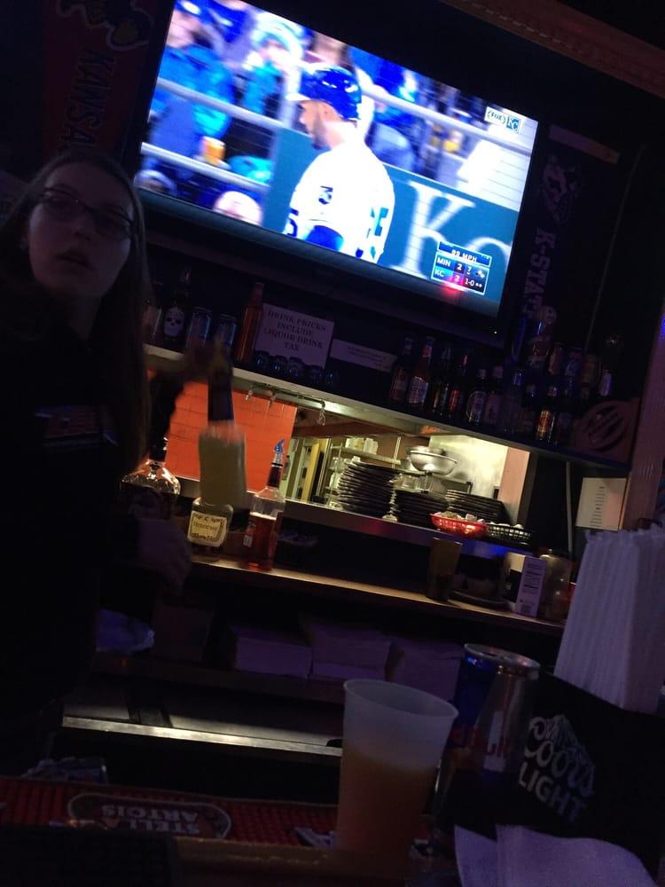 Legends Sports Bar & Grill: 2110 W Crawford St, Salina, KS