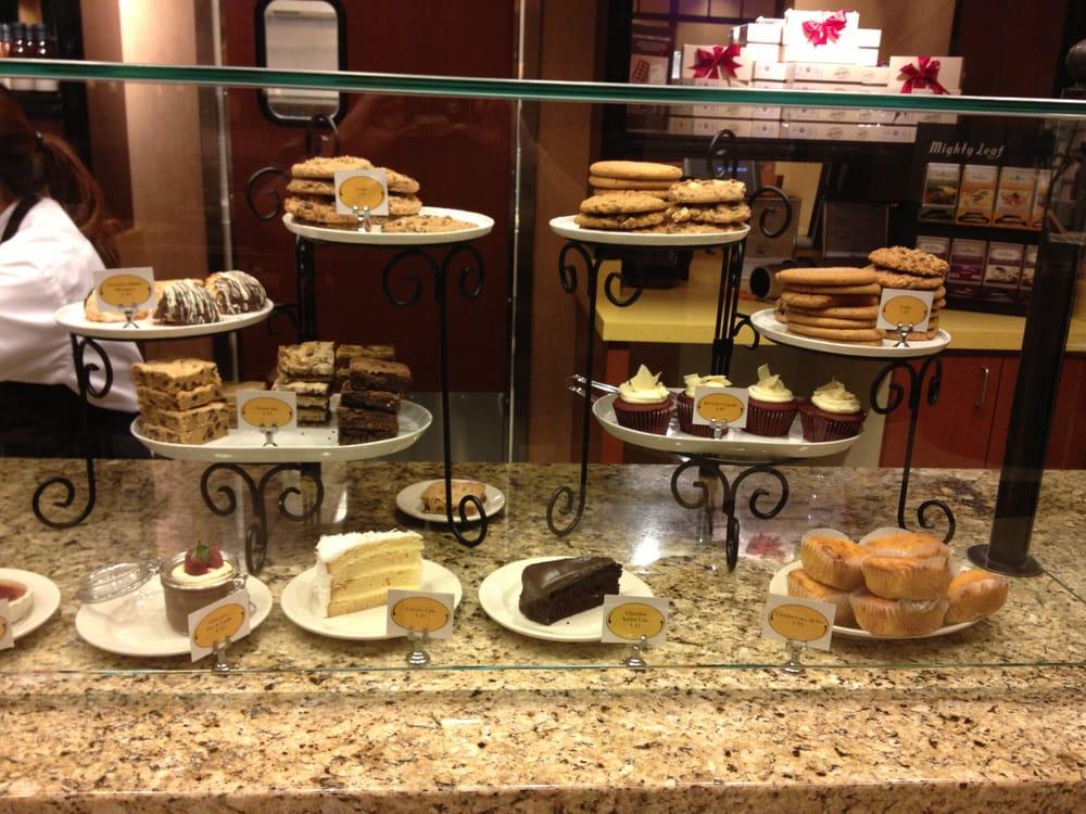 Nordstrom Cafe Menu Bethesda Md
