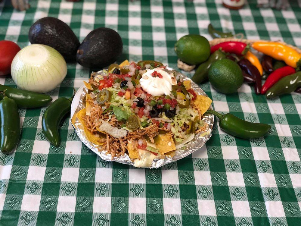 Del Bob's Burrito House: 6550 Highway 3, Benton, LA