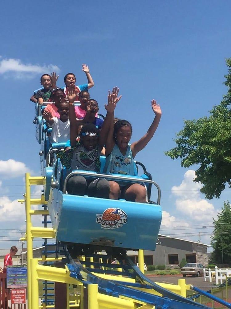 Sluggers & Putters Amusement Park: 333 Lafayette Dr NW, Canal Fulton, OH