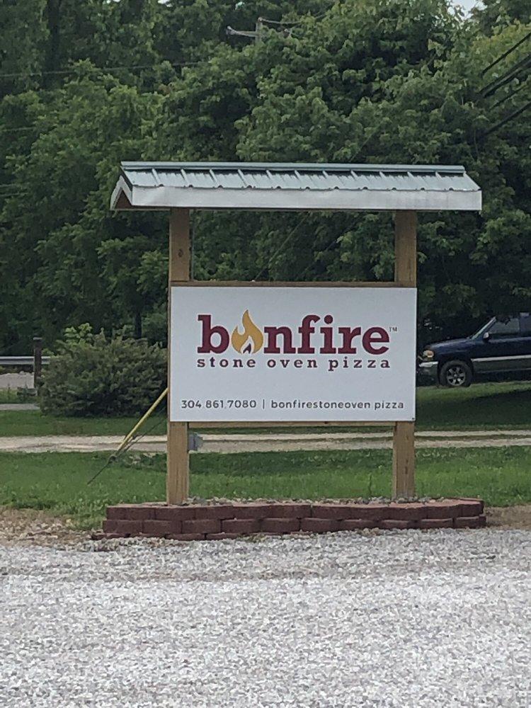 Bonfire Stone Oven Pizza: 2080 Harris Hwy, Washington, WV