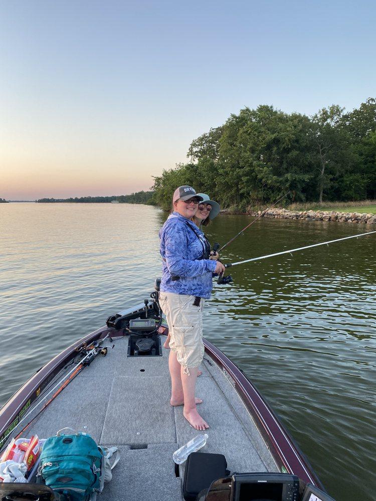 Texas Fishing Frenzy Guide Service: Alba, TX