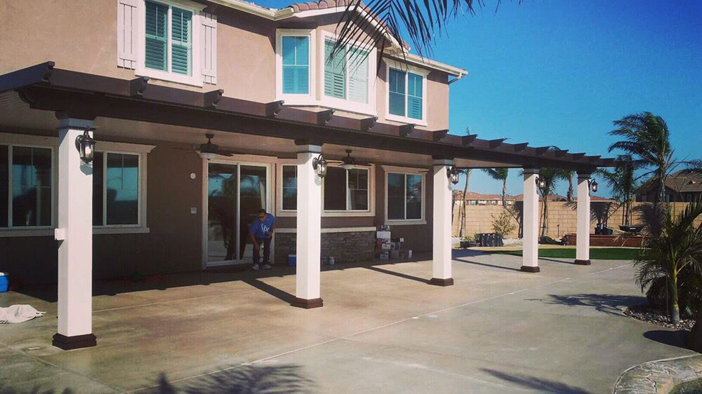 Photo Of Southern California Patios   Corona, CA, United States. Blue Skyu0027s  And