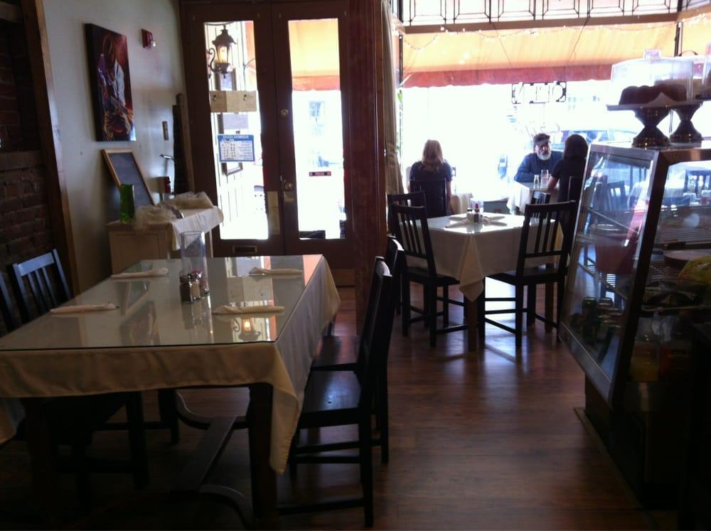 Third Street Cafe: 117 N 3rd St, Easton, PA