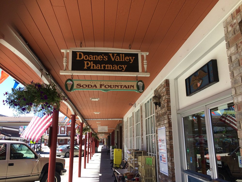 Cashmere-Doane's Valley Pharmacy: 119 Cottage Ave, Cashmere, WA