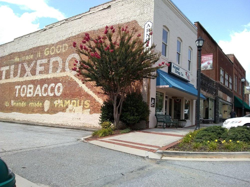 Arnold Drug Company: 639 Irvin St, Cornelia, GA