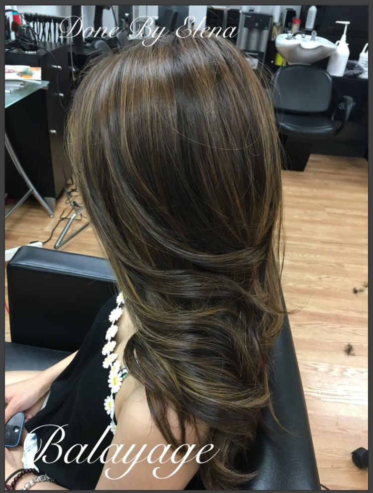 So happy with my balayage by elena yelp for Salon haute coiffure paris