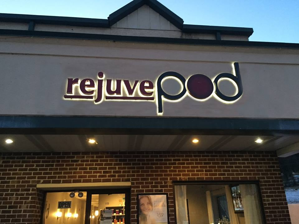 Rejuvepod: 485 Baltimore Pike, Glen Mills, PA