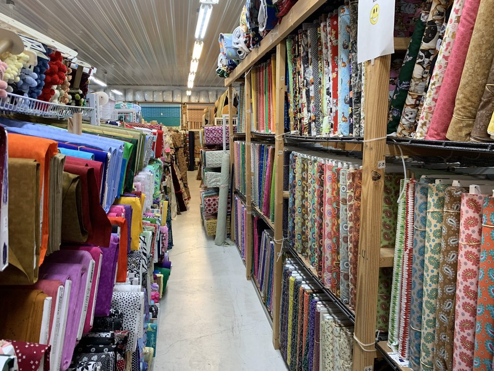 Fabric World & Quilting: 33 Prestige Lane S Us Hwy, Corbin, KY