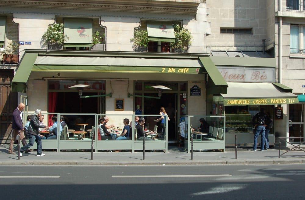 Adresse Caf Paris